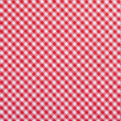 Red checkered fabric — Stock Photo #22225933