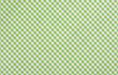 Green checkered fabric — Stock Photo