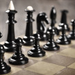 Stock Photo: Chess pieces