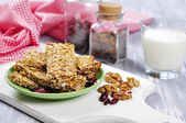 Muesli Bars — Stock Photo