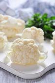 Fresh cauliflower — Stock Photo