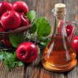 Stock Photo: Apple cider vinegar