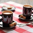 Two cups of espresso — Stock Photo #31416289