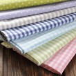 Heap of fabrics — Stock Photo #31416425
