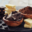 Cocoa products — Stock Photo #37356041