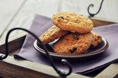 шоколад чип печенье — Стоковое фото