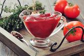Tomato sauce — Foto Stock