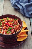 Chili con carne — Stockfoto