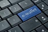 Online money concept — Stock Photo