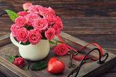 Valentine day concept — Stock Photo