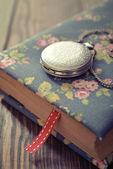 Montre de poche vintage — Photo
