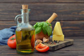 Olive oil  — Foto de Stock