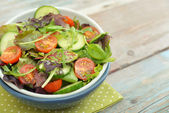 Salad mix — Stock Photo