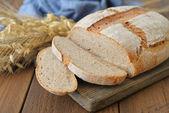 スライスされたパン — ストック写真