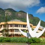 Bicentennial Monument, Victoria Seychelles, Seychelles — Stock Photo #42243363