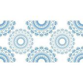 Abstraktní kruh textury, ornament, vzor. — Stock vektor