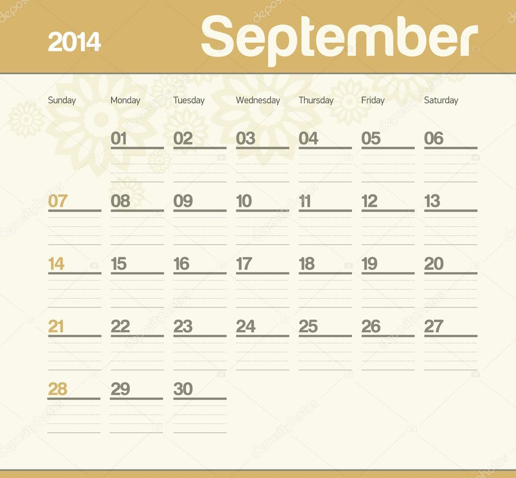 2014 Monthly Calendar With Holidays/page/2 | New Calendar Template ...