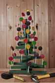 Lolliepop tree — Stock Photo