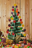 Lollipop Tree — Stock Photo