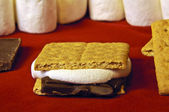 S'more — Stock Photo