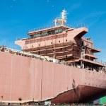 Shipyard — Stock Photo #12526748