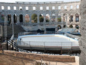 Arena Pula — Stock Photo