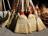 Nature broom — Stock Photo