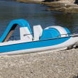 Pedal boat — Stock Photo