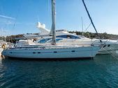 Yachts — Stock Photo