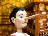 Pinocchio — Stock Photo
