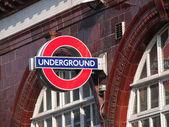 Underground — Stock Photo