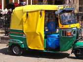 Rickshaw — Stock Photo