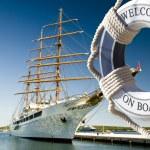 Sailing ship — Stock Photo #27655959