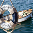 Old boat — Stock Photo #27656229