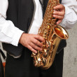 Saxophone — Stock Photo #31522417