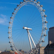 London eye — Stock Photo #40098461