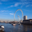 London eye — Stock Photo #40099321
