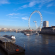 London eye — Stock Photo #40099411
