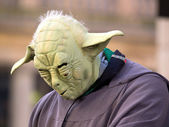 Yoda — Stock Photo