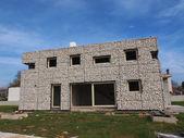 Maison en pierre — Photo