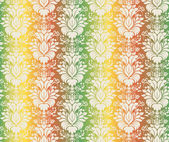 Vintage seamless background in the style of baroque — Stockvector