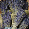Dried lavender bunches — Stock Photo #16794957