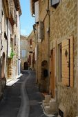 Lourmarin village — Stock Photo