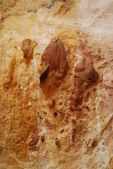 Ocher background — Photo