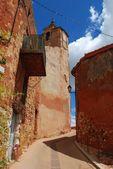 ルシヨン村、フランス — ストック写真