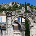 Roman arch — Stock Photo