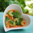 Love vegetables — Foto Stock
