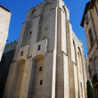 Popes Palace in Avignon — Stock Photo
