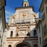 Crema town, Italy — Stock Photo