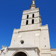 Notre Dame church in Avignon — Stock Photo